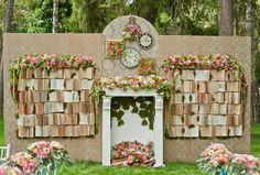 30 Ideas for a Book-Inspired Wedding via Brit + Co