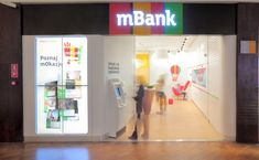In November 2014, mBank launched the project of light, ultra-modern banking outlets in shopping centres. Visit City Lighting Products! https://www.linkedin.com/company/city-lighting-products