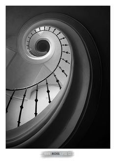 schodiště - Sedlec Jan Blažej Santini Aichel