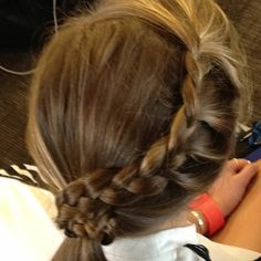 Did this myself props to my hair model Virginia McNeil