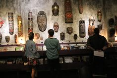 It 's Only Arts: Μαγεύουν οι μάσκες στο Underflow record store and Art Gallery ( Φωτορεπορτάζ ). Athens, Art Gallery, Spaces, Painting, Art Museum, Fine Art Gallery, Painting Art, Paintings, Paint