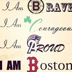 Boston strong                                                       …