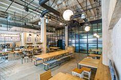 Verve Coffee Roasters Debuts Lush Espresso Bar in Downtown - Eater LA