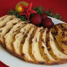 Panettone uit de broodbakmachine @ allrecipes.nl