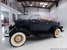 DANIEL SCHMITT & CO. PRESENTS: 1932 Ford Deluxe Roadster - Visit www.schmitt.com or call 314-291-7000 for more details!