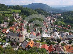 General view of town Stramberk