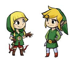 Russell's drawings and stuff. : Toon Linkle