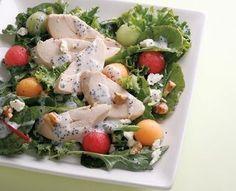Chicken & Fruit Salad...Diabetic Friendly