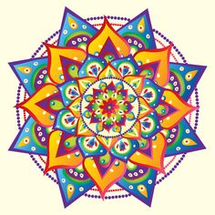 Dans l'article suivant, nous allons vous présenter tous les avantages du mandala, cette image symbolique basée sur des formes géométriques.