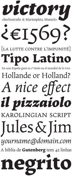 «Karol» por Daniel Sabino, Brasil. Seleccionada en la Bienal Tipos Latinos 2012.