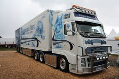 Volvo FH truck