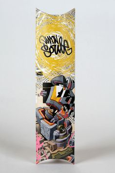 Artist: Damon Soule | Vannen Artist Series Watch | Image 6 of 8