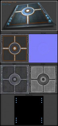The second sci-fi floor (i113.photobucket.com, 2014)