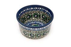Polish Pottery Indigo Small Deep Ramekin -- Huge discounts available now! : Bakeware