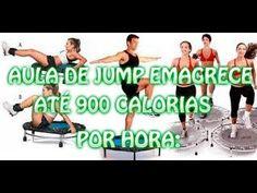 Aula de jump emagrece até 900 calorias por hora: - YouTube