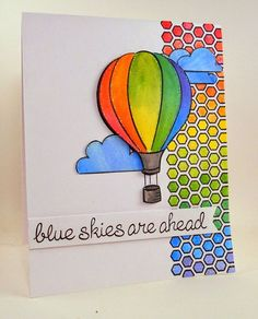 You and Your Big Dreams: Case This Sketch: Blue Skies Are Up Ahead