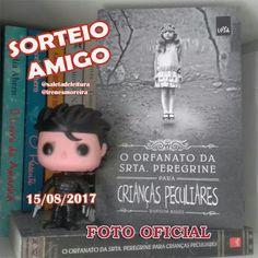 """Saleta de Leitura: Resenha Premiada """"O Orfanato da Srta. Peregrine para Crianças Peculiares"""" de Ransom Riggs"""