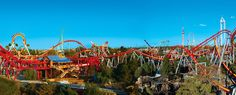 Knotts Berry Farm Buena Park Calif.-went here when I was a kid