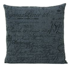 Cushion cover, Monte Carlo Collection.