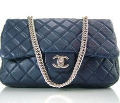8feb90277074c3 Chanel Jumbo 2.55 Flap bag with Bijoux Chain Chanel Jumbo, Bellamy, Chanel  Black,