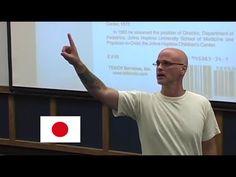 """【再掲】 """"2010年の夏にジョージア工科大学で行われた/スピーチです。/様々な興味深い事実で、常識に隠された嘘を見破り、誰もが健全な心と魂を持てるよう熱心に語りかけます。"""" 世界で一番重要なスピーチ(ゲイリー・ヨーロフスキー)"""