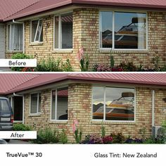 TrueVue™ 30, the best product available to achieve the requirements. #windowfilm Get a free estimate!