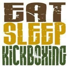 Eat Sleep Kickboxing