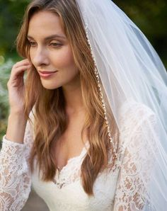 Veil Hairstyles, Wedding Hairstyles With Veil, Wedding Hair Pins, Boho Wedding, Wedding Ideas, Wedding Stuff, Bridal Hairstyle, Gatsby Wedding, Wedding Pics