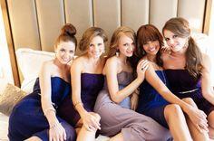 Photography by trentbailey.com, Dresses by donna-morgan.com