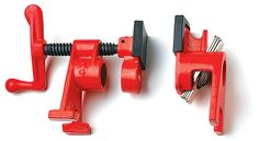 "Bessey ""H"" Pipe Clamp - Woodworking"