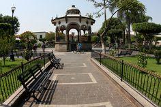 Jardín Hidalgo en San Pedro Tlaquepaque