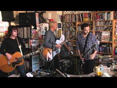 A Tiny Desk performance from Fountains of Wayne at NPR's offices.
