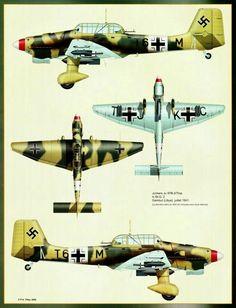 Junkers  Ju -87 B-2/trop
