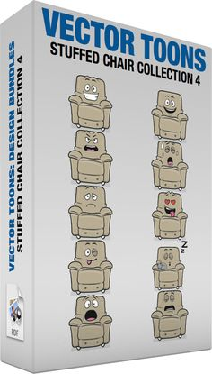 Stuffed Chair Collection 4 #angry #bored #box #bulky #bundle #cat #cinemachair #Collection #grin #happy #images #inlove #joyful #lazyboy #leatherchair #moviechair #package #pained #pdf #puffy #recliner #reclinerchair #recliningchair #set #shocked #smiling #snoring #soft #stuffedchair #surprised #sweating #teeth #tired #tongueout #vector #vectors #vector #clipart #stock