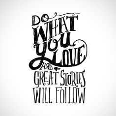 Do What You Love And Great Things Will Follow l University of Phoenix #inspiration #quotes