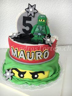 ...und dr Mauro 5. Beidna alles Guati zum Geburtstag.