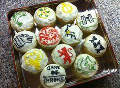 More GOT cupcakes