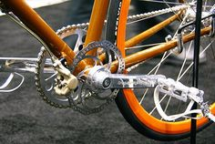 Fixed gear bicycle brake. Lets make a simple thing complicated....forget the fixed gear, it is pointless and so is this...