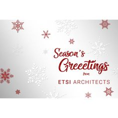 ETSI Architects.  Season's Greetings - Καλά Χριστούγεννα  - Greece.  #etsiarchitects #architects #archdaily #architectural #greekarchitecture #greekarchitects #greek #architecturalphotography #photography #design #greekdesign #style #greekstyle #greece  #mani #manipenisula #peloponnese #christmas #seasonsgreetings #holidays #Christmas #greetings #graphics #graphicdesign #snowflakes #calligraphy #ChristmasCard #winter #red #white Thought Of The Day, Christmas Greetings, Architects, Snowflakes, Greece, Calligraphy, Graphics, Seasons, Holidays
