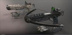 Splinter Cell Blacklist: Crossbow Pistol, Tim Bergholz.