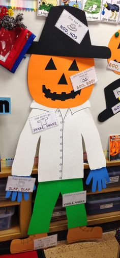 Scarecrows Unit: TONS of Math, Writing, & Literacy Activities &…