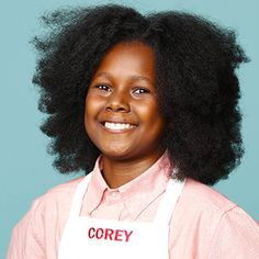 Corey | MasterChef Junior on FOX Masterchef Junior, Master Chef, Season 8, Just For Fun, Chefs, Singers, Jr, Cooking, Food
