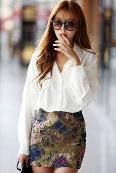 look extra k-fashionista ♥