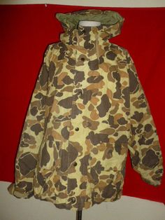Vintage Outdoor Products Gor-tex Hunting Jacket Coat Lightweight Mens L Large #OutdoorProducts