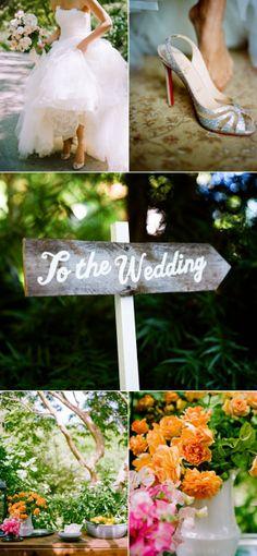 Wedding at Church Estates