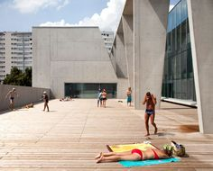 Dominique Coulon & Associés, Clément Guillaume, David Romero-Uzeda · Swimming pool in Bagneux, southern suburbs of Paris