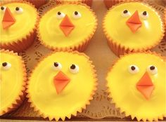 flooded cupcakes - Google Search