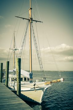 Nautical Sailing Docks Autumn Photography by photographybyVena, $30.00