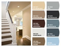 Granite Peak SW 6250 - Blue Paint Color - Sherwin-Williams | TX ...