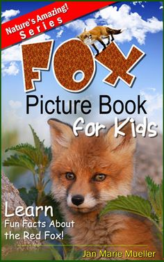 """WHAT DOES THE FOX SAY. We're pretty sure he says, """"read this book"""". Great for kids 7 and up."""